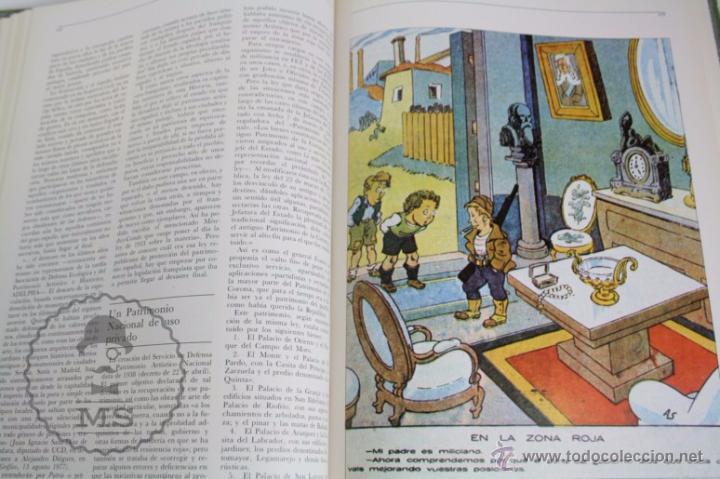 Enciclopedias de segunda mano: 4 Tomos / Libros - Enciclopedia Historia del Franquismo - Ed. Sedmay, Año 1977 - Foto 7 - 49839058