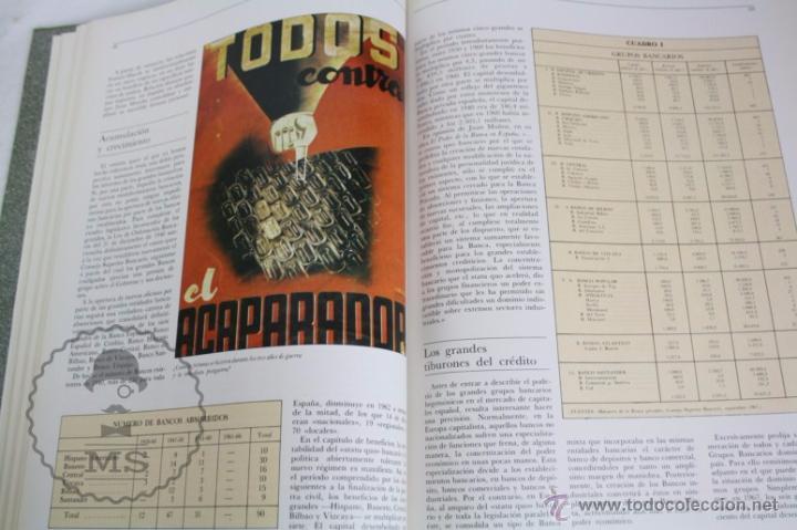 Enciclopedias de segunda mano: 4 Tomos / Libros - Enciclopedia Historia del Franquismo - Ed. Sedmay, Año 1977 - Foto 8 - 49839058