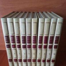 Enciclopedias de segunda mano: DICCIONARIO ENCICLOPÉDICO SALVAT ALFA - 1975 - OBRA COMPLETA EN 10 VOLUMENES. Lote 49843488