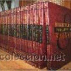 Enciclopedias de segunda mano: DICCIONARIO ENCICLOPÉDICO SALVAT COMPLETO. TODO EL LOTE. Lote 49971074