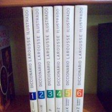 Enciclopedias de segunda mano: DICCIONARIO LAROUSSE ILUSTRADO. Lote 50177345