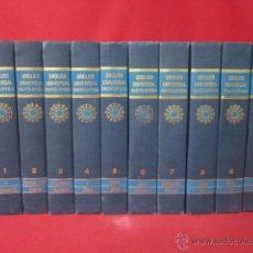 Enciclopedias de segunda mano: ENCICLOPEDIA UNIVERSAL. GROLIER. DIEZ TOMOS, COMPLETA. 1966.. Lote 147740637