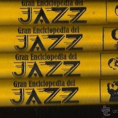 Enciclopedias de segunda mano: GRAN ENCICLOPEDIA DE JAZZ -4 VOLUMENES( LOUIS ARMSTRONG, MILES DAVIS, TETE MONTOLIU, ELLA FITZGERALD. Lote 50639825