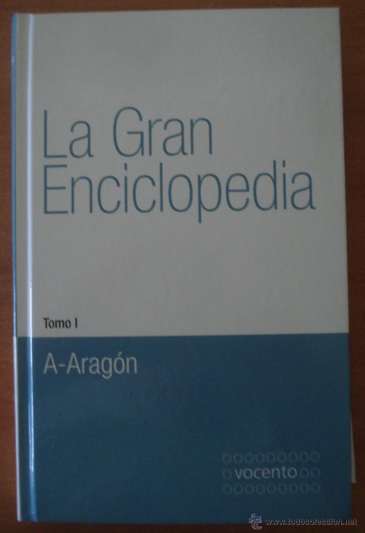 LA GRAN ENCICLOPEDIA. TOMO I. EDITORIAL VOCENTO. BERTELSMANN. AÑO 2005. (Libros de Segunda Mano - Enciclopedias)