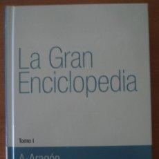 Enciclopedias de segunda mano: LA GRAN ENCICLOPEDIA. TOMO I. EDITORIAL VOCENTO. BERTELSMANN. AÑO 2005.. Lote 51206934