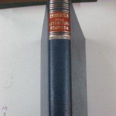 Enciclopedias de segunda mano: ENCICLOPEDIA DE LA LITERATURA FRANCESA. JACQUES NATHAN. MONTANER Y SIMON EDITORES. Lote 52300578
