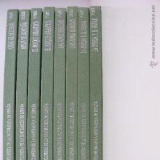 Enciclopedias de segunda mano: ENCICLOPEDIA DE LA NATURALEZA DE ESPAÑA. 8 TOMOS. EDICIONES DEL PRADO 1991. Lote 52485299