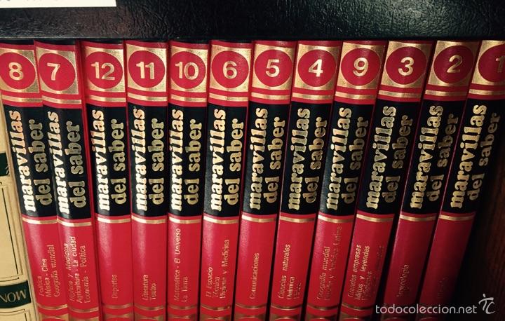 Enciclopedia maravillas del saber comprar enciclopedias en todocoleccion 52533676 - Libreria segunda mano online ...