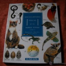 Enciclopedias de segunda mano: ENCICLOPEDIA DE LOS SERES VIVOS ED.SANTILLANA 1993. Lote 52605217