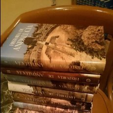 Enciclopedias de segunda mano: ENCICLOPEDIA HISTORIA DE ANDALUCIA, 8 TOMOS, EDITORIAL PLANETA. Lote 53008499