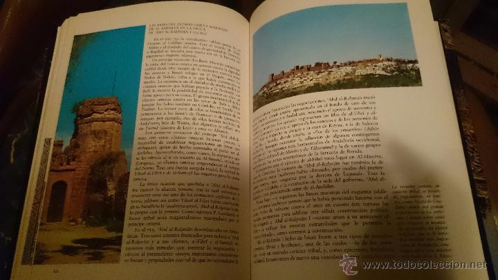 Enciclopedias de segunda mano: enciclopedia historia de andalucia, 8 tomos, editorial planeta - Foto 3 - 53008499