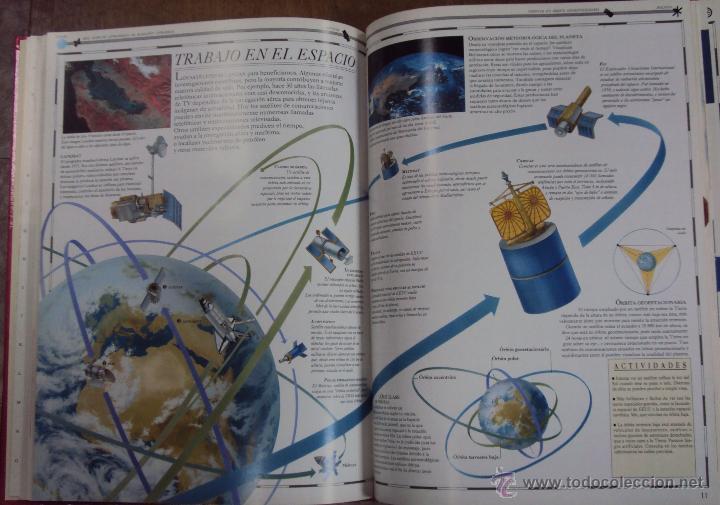 Enciclopedias de segunda mano: LOS GRANDES ATLAS VISUALES TOMOS 1 Y 2 (EL PERIODICO 1991) VER FOTOS - Foto 5 - 53079852