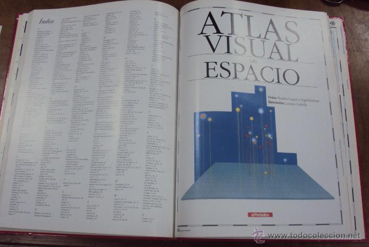 Enciclopedias de segunda mano: LOS GRANDES ATLAS VISUALES TOMOS 1 Y 2 (EL PERIODICO 1991) VER FOTOS - Foto 6 - 53079852