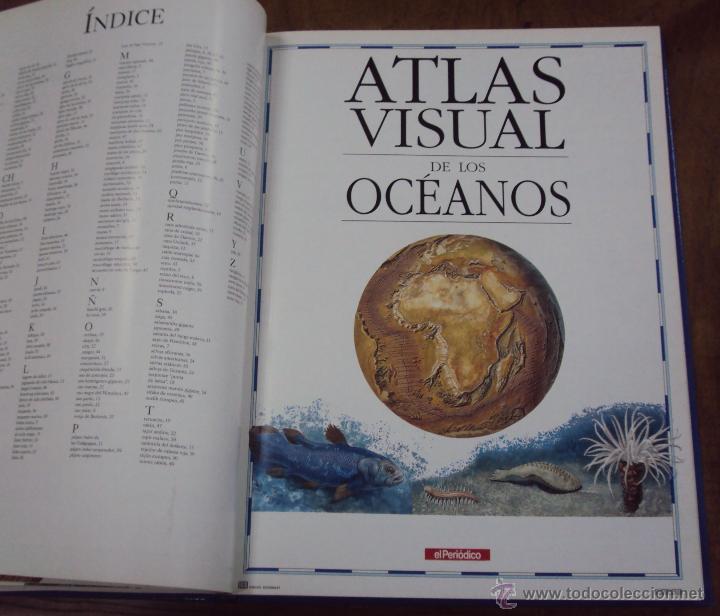 Enciclopedias de segunda mano: LOS GRANDES ATLAS VISUALES TOMOS 1 Y 2 (EL PERIODICO 1991) VER FOTOS - Foto 13 - 53079852