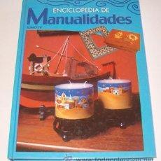 Enciclopedias de segunda mano: VV. AA. ENCICLOPEDIA DE LAS MANUALIDADES. TOMO IV. RM72386. . Lote 53267919