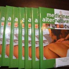 Enciclopedias de segunda mano: MEDICINAS ALTERNATIVAS. 8 TOMOS. Lote 53352968