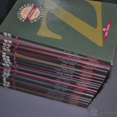 Enciclopedias de segunda mano: ENCICLOPEDIA UNIVERSAL EL PERIÓDICO - COMPLETA 20 TOMOS. Lote 53569732