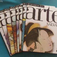 Enciclopedias de segunda mano: HISTORIA DEL ARTE ED. SALVAT 2000. Lote 38555892