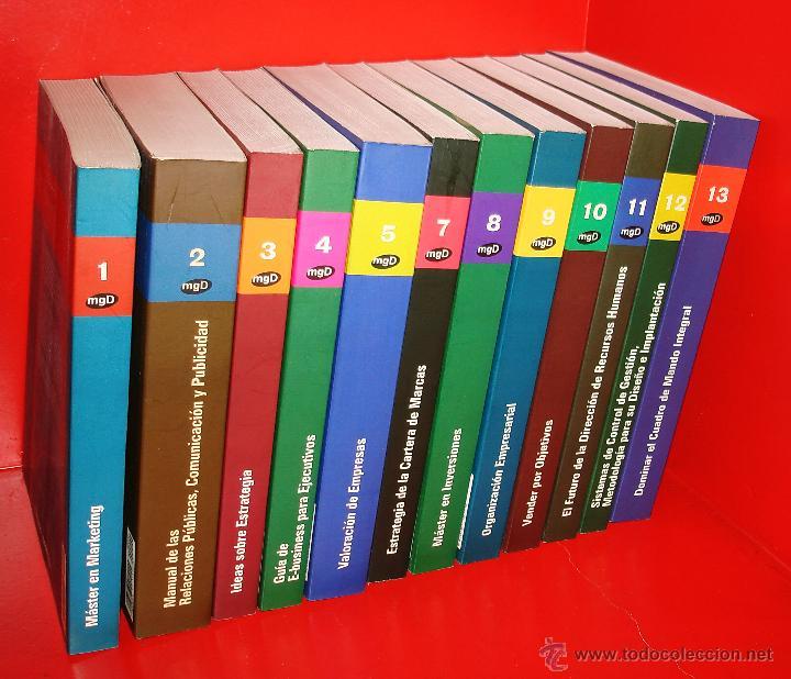 Coleccion management de deusto 12 libros comprar enciclopedias en todocoleccion 53696796 - Libreria segunda mano online ...