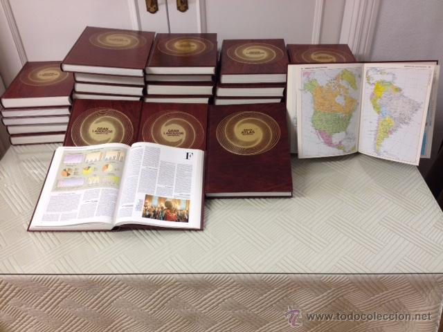 ENCICLOPEDIA GRAN LAROUSSE UNIVERSAL (Libros de Segunda Mano - Enciclopedias)