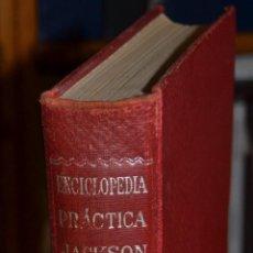 Enciclopedias de segunda mano: ENCICLOPEDIA PRACTICA JACKSON. TOMO IX. JORGE LUIS BORGES PAG 321 A 331: PORTUGAL BUENOS AIRES 1952. Lote 53989758