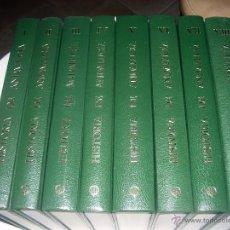 Enciclopedias de segunda mano: HISTORIA DE ANDALUCIA - EDIT.CUPSA PLANETA 1980 - 8 TOMOS. Lote 54005576