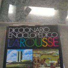 Enciclopedias de segunda mano: DICCIONARIO ENCICLOPEDICO LAROUSSE. PLANETA. SON 12 TOMOS. AÑO 1990. . Lote 54034207
