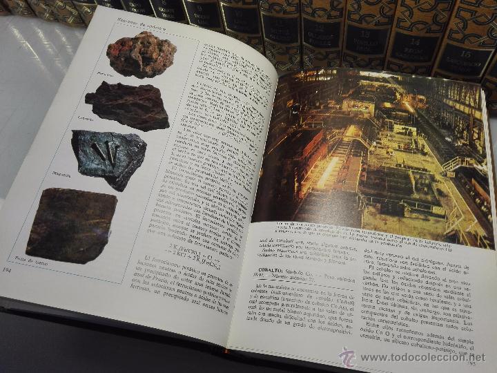 Enciclopedias de segunda mano: TREMENDA ENCICLOPEDIA UNIVERSAL SOPENA COMPUESTA DE 25 VOLÚMENES - BARCELONA - 1981 - - Foto 16 - 54400179