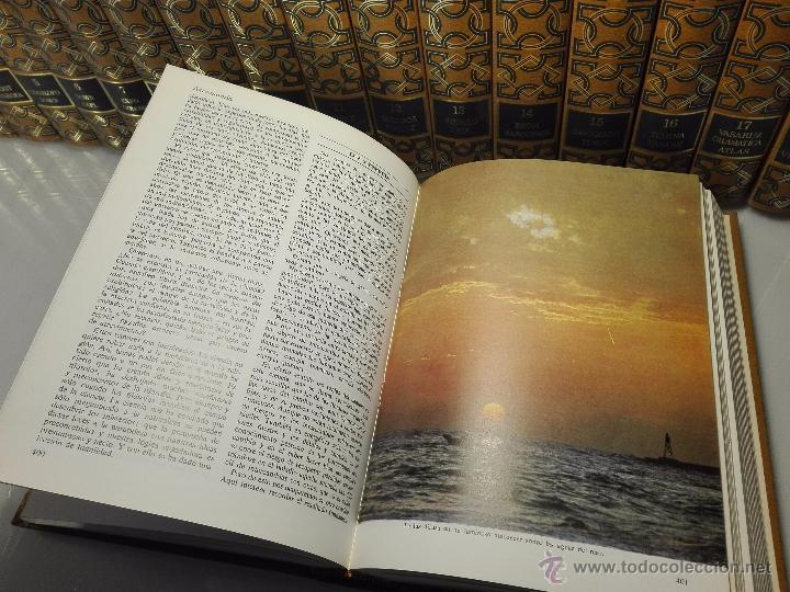 Enciclopedias de segunda mano: TREMENDA ENCICLOPEDIA UNIVERSAL SOPENA COMPUESTA DE 25 VOLÚMENES - BARCELONA - 1981 - - Foto 19 - 54400179