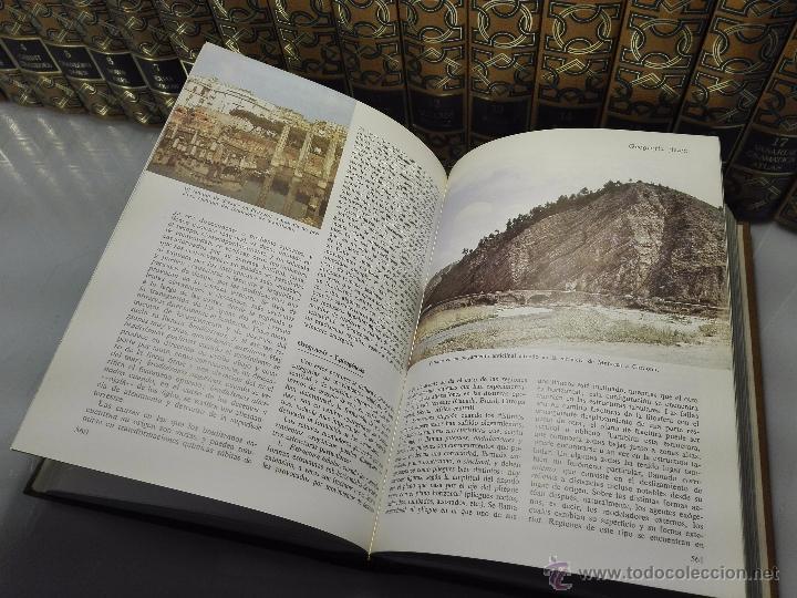 Enciclopedias de segunda mano: TREMENDA ENCICLOPEDIA UNIVERSAL SOPENA COMPUESTA DE 25 VOLÚMENES - BARCELONA - 1981 - - Foto 20 - 54400179