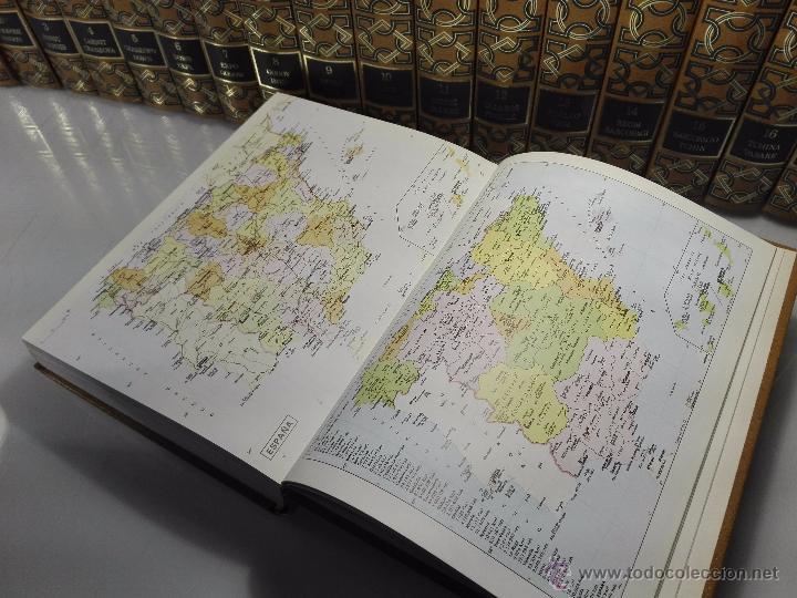 Enciclopedias de segunda mano: TREMENDA ENCICLOPEDIA UNIVERSAL SOPENA COMPUESTA DE 25 VOLÚMENES - BARCELONA - 1981 - - Foto 22 - 54400179