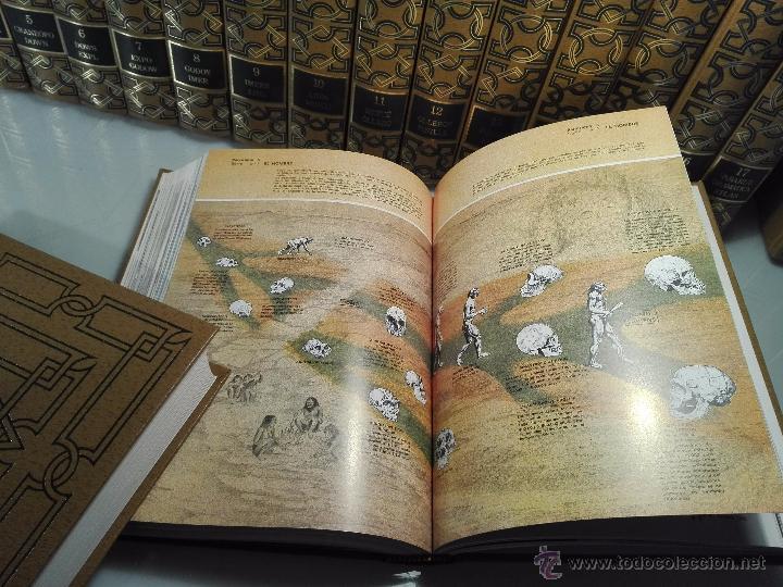 Enciclopedias de segunda mano: TREMENDA ENCICLOPEDIA UNIVERSAL SOPENA COMPUESTA DE 25 VOLÚMENES - BARCELONA - 1981 - - Foto 38 - 54400179
