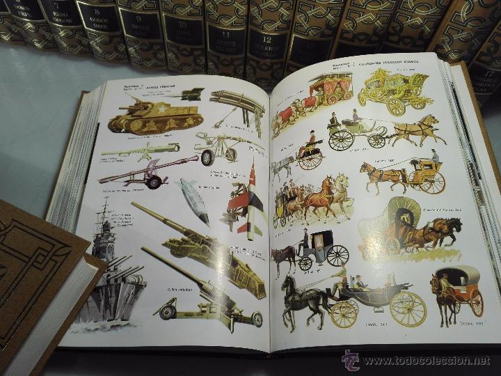 Enciclopedias de segunda mano: TREMENDA ENCICLOPEDIA UNIVERSAL SOPENA COMPUESTA DE 25 VOLÚMENES - BARCELONA - 1981 - - Foto 39 - 54400179