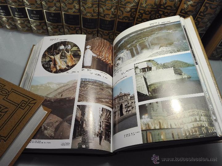 Enciclopedias de segunda mano: TREMENDA ENCICLOPEDIA UNIVERSAL SOPENA COMPUESTA DE 25 VOLÚMENES - BARCELONA - 1981 - - Foto 41 - 54400179
