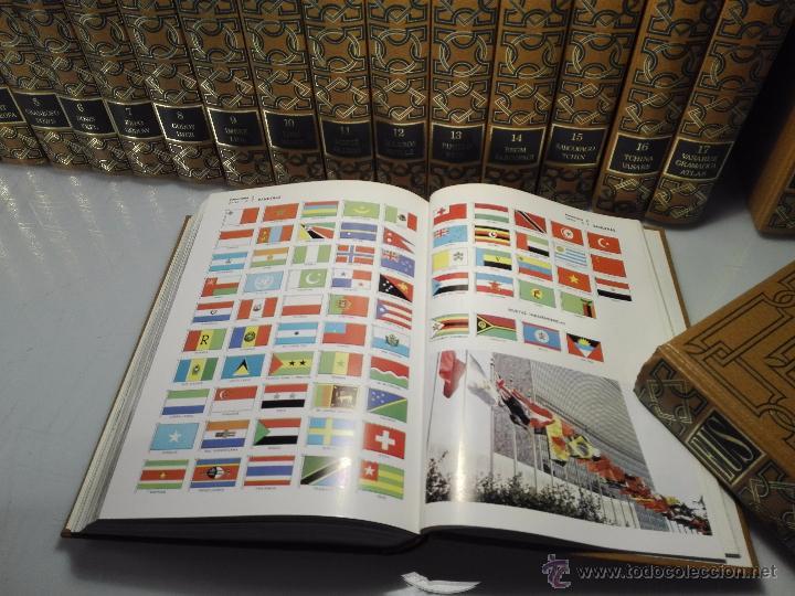 Enciclopedias de segunda mano: TREMENDA ENCICLOPEDIA UNIVERSAL SOPENA COMPUESTA DE 25 VOLÚMENES - BARCELONA - 1981 - - Foto 42 - 54400179