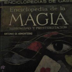Enciclopedias de segunda mano: ENCICLOPEDIA DE LA MAGIA. Lote 53941652