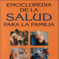 Enciclopedias de segunda mano: ENCICLOPEDIA DE LA SALUD PARA LA FAMILIA JOSE MANUEL PASCUAL PASCUAL / MUNDI-1243 , BUEN ESTADO . Lote 54557257