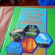Enciclopedias de segunda mano: 2 TOMOS. ENCICLOPEDIAS DE MEDIO AMBIENTE Y NATURALEZA.. Lote 55999010