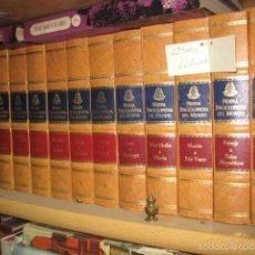 Enciclopedias de segunda mano: EDICIONES DURVAN 1989 22 TOMOS COMPLETA NUEVA ENCICLOPEDIA DEL MUNDO EDICION ESPECIAL CLUB I. LIBRO. Lote 56486372