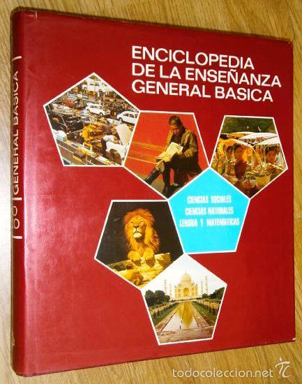 Enciclopedias de segunda mano: Enciclopedia de la Enseñanza General Básica 10T de Ed. Plaza Janés en Barcelona 1977 (Completa) - Foto 2 - 56540024