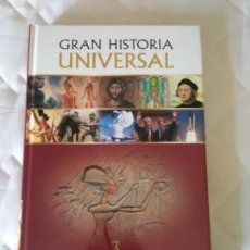 Enciclopedias de segunda mano: GRAN HISTORIA UNIVERSAL, TOMO 3 (2006). Lote 195864970