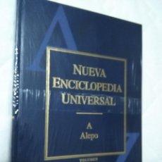 Enciclopedias de segunda mano: NUEVA ENCICLOPEDIA UNIVERSAL - VOLUMEN 1. Lote 57297362