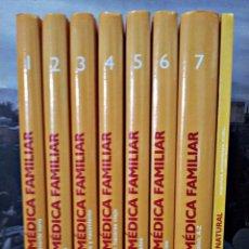 Enciclopedias de segunda mano: GUÍA MÉDICA FAMILIAR. CUERPO SANO, MENTE SANA. OBRA COMPLETA, 7 VÓLS. + 1 MEDICINA NATURAL. Lote 57669737