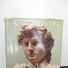 Enciclopedias de segunda mano: ENCICLOPEDIA DEL MUNDO BIBLICO. TOMO - 2 (TOMO II, I-Z). . Lote 57810770