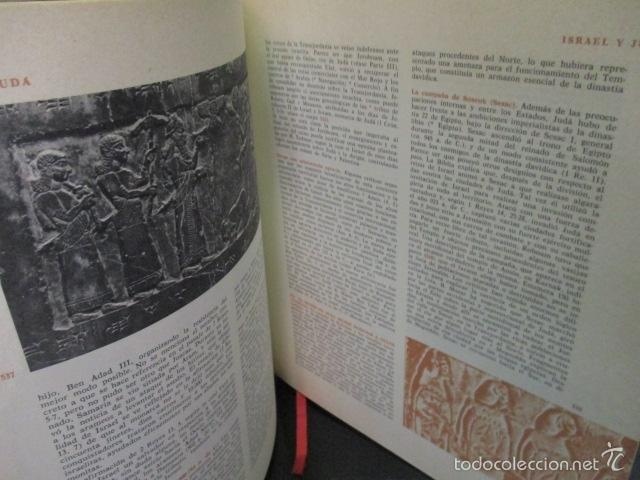Enciclopedias de segunda mano: ENCICLOPEDIA DEL MUNDO BIBLICO. TOMO - 2 (TOMO II, I-Z). - Foto 8 - 57810770