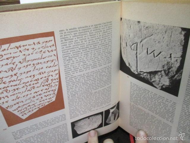 Enciclopedias de segunda mano: ENCICLOPEDIA DEL MUNDO BIBLICO. TOMO - 2 (TOMO II, I-Z). - Foto 9 - 57810770