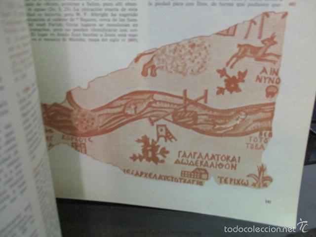 Enciclopedias de segunda mano: ENCICLOPEDIA DEL MUNDO BIBLICO. TOMO - 2 (TOMO II, I-Z). - Foto 10 - 57810770