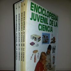 Enciclopedias de segunda mano: ENCICLOPEDIA JUVENIL DE LA CIENCIA / ED. MOLINO / 1975. Lote 57876591