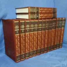 Enciclopedias de segunda mano: GRAN LAROUSSE CATALA - ENCICLOPEDIA - 17 TOMOS - EDICIONS 62 - 1991-93 - ISBN 8429730885 - RARA. Lote 58000196