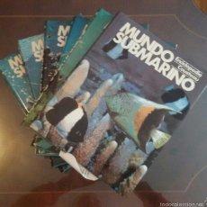 Enciclopedias de segunda mano: ENCICLOPEDIA COMPLETA MUNDO SUBMARINO (JACQUES COUSTEAU). Lote 58094886